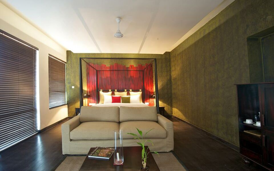 Jetwing Yala, a Design Boutique Hotel Yala, Sri Lanka
