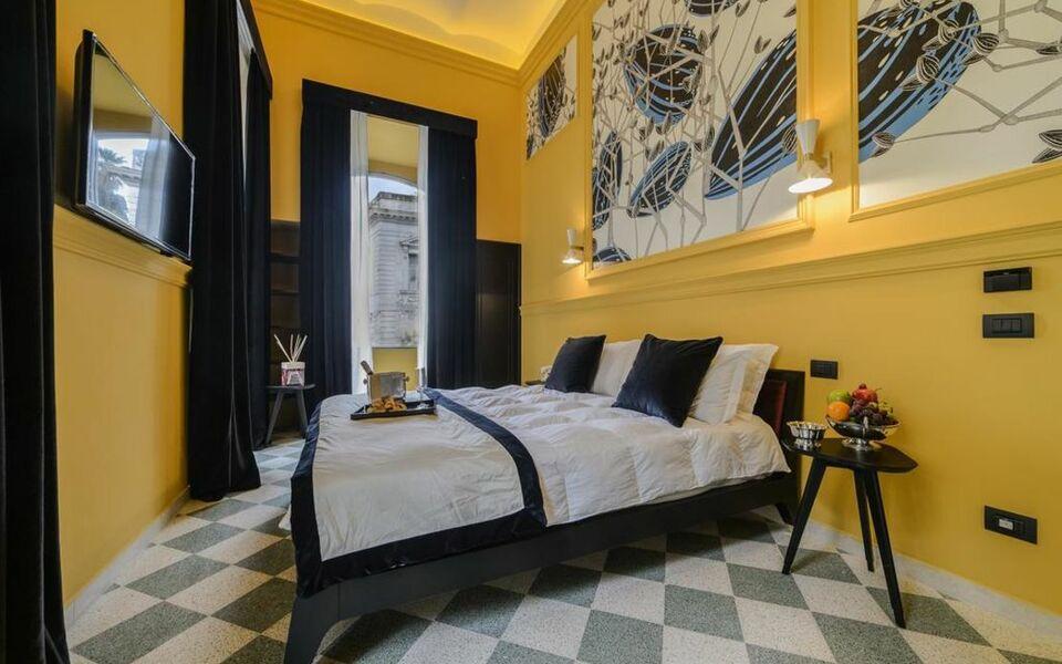 Roma luxus hotel a design boutique hotel rome italy for Design boutique hotels rome