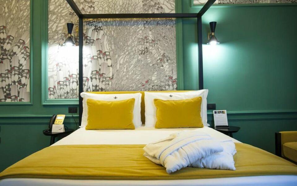 Roma luxus hotel a design boutique hotel rome italy for Design boutique hotel rome