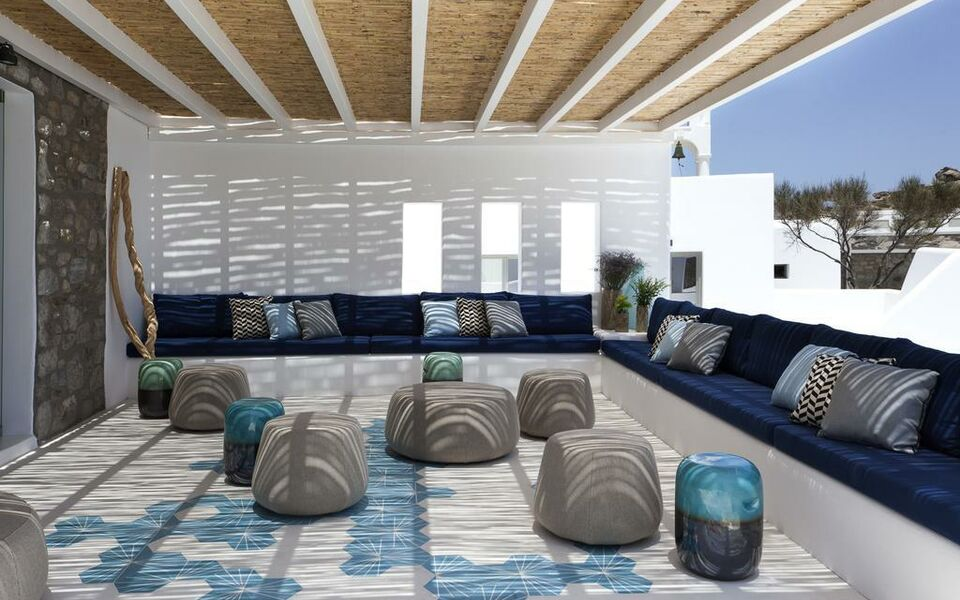 Lyo boutique hotel mykonos mykonos griechenland for Design und boutique hotels