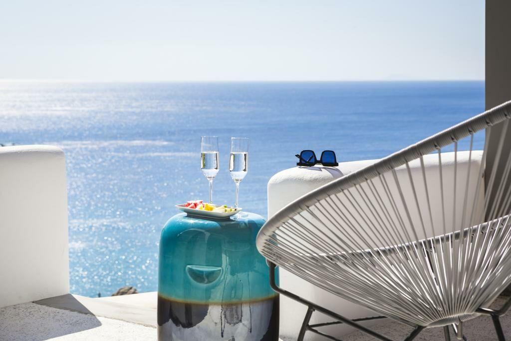 Lyo boutique hotel mykonos a design boutique hotel for Design hotel greece