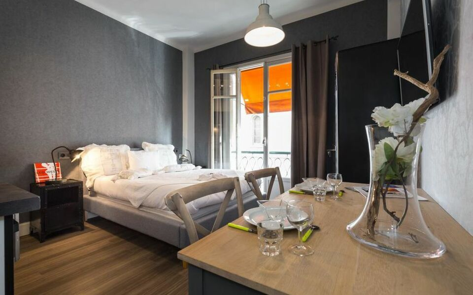 Azur city home a design boutique hotel nice france for Boutique hotel nice