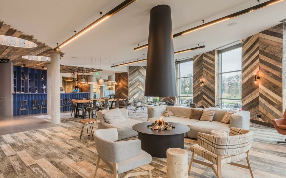 Urban lodge hotel amsterdam niederlande for Design hotel niederlande