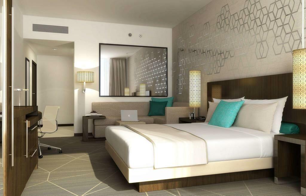 hyatt place dubai baniyas square dubai vereinigte arabische emirate. Black Bedroom Furniture Sets. Home Design Ideas