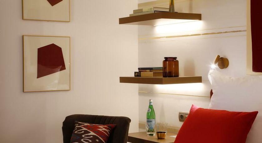 Vincci mae barcelone espagne my boutique hotel - Chambre double standard ...