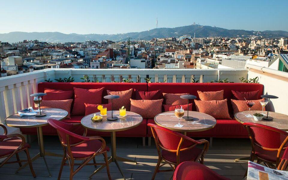 Vincci mae barcelona spanien - Hotel vincci barcelona ...