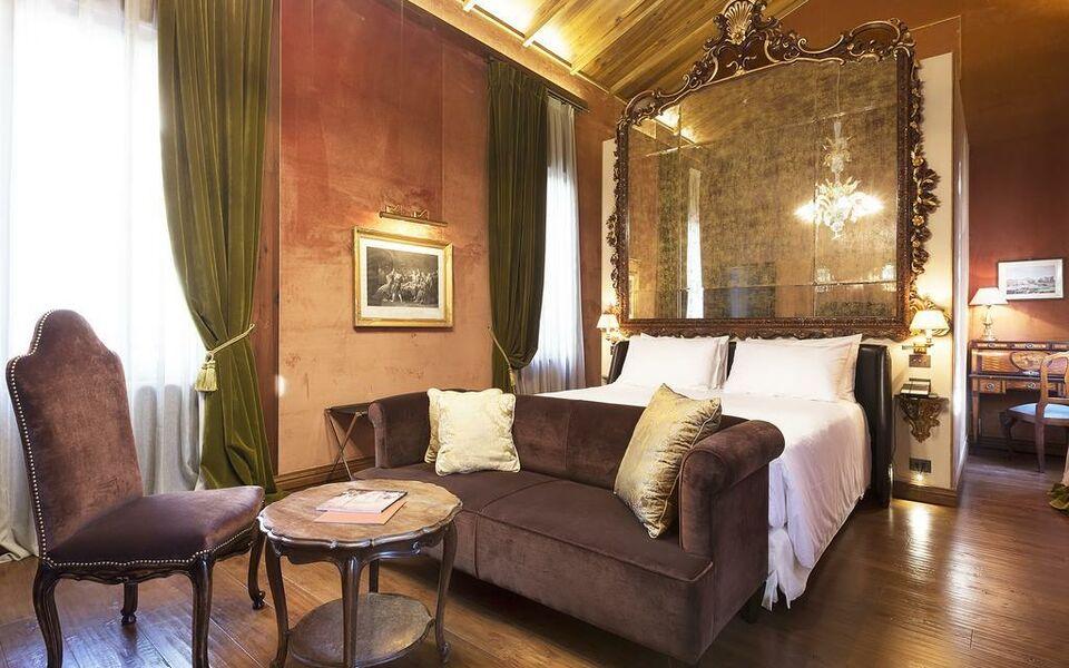 Palazzo venart luxury hotel a design boutique hotel for Design hotel venezia