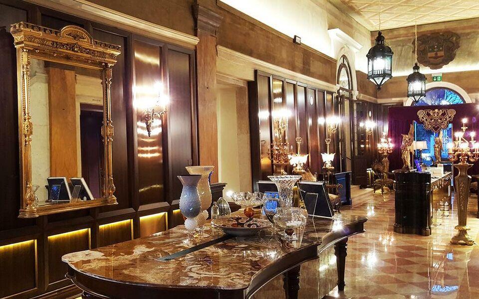 Palazzo venart luxury hotel a design boutique hotel for Hotel design venice