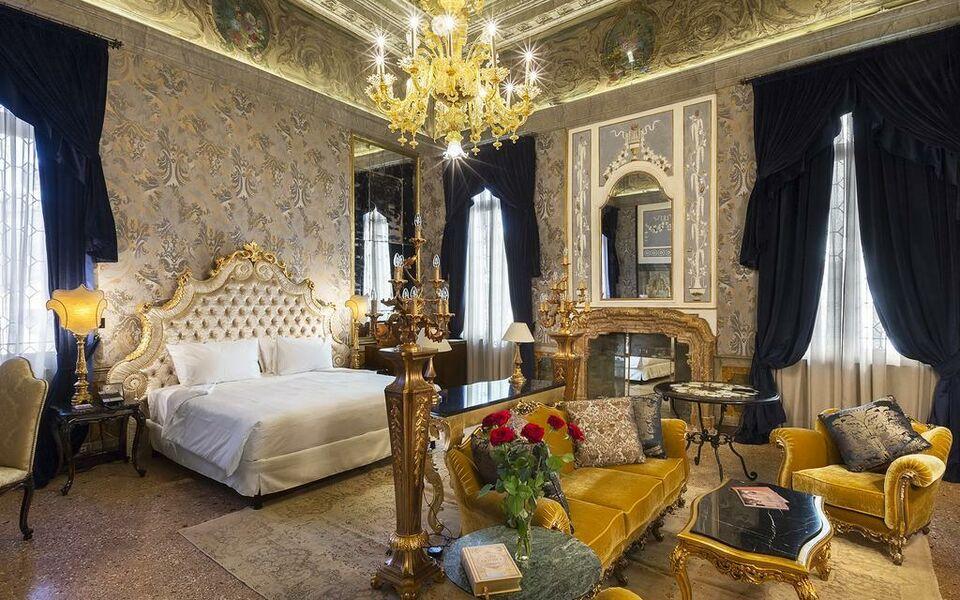 Palazzo venart luxury hotel a design boutique hotel for Design boutique hotels venetien