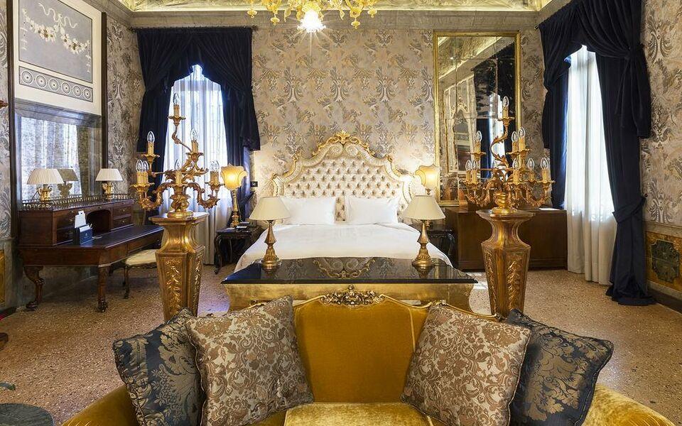 Palazzo venart luxury hotel venise italie my boutique for Boutique hotel venise