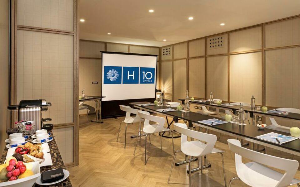 H10 tribeca a design boutique hotel madrid spain for Design boutique hotel madrid