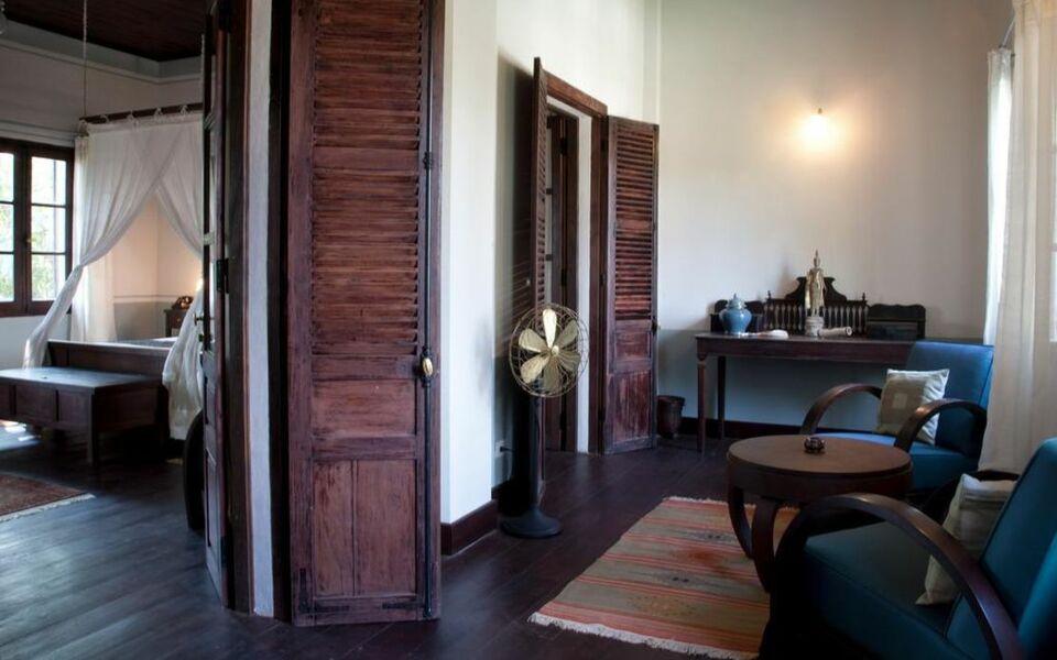 Satri house secret retreats luang prabang laos for Secret boutique hotels