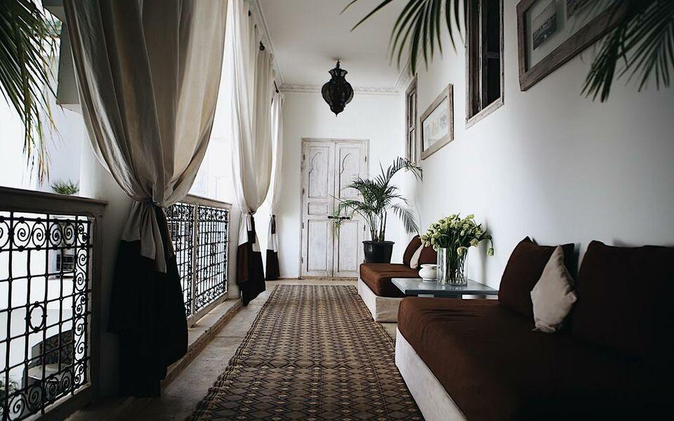 Riad anyssates a design boutique hotel marrakech morocco for Design hotel marrakech
