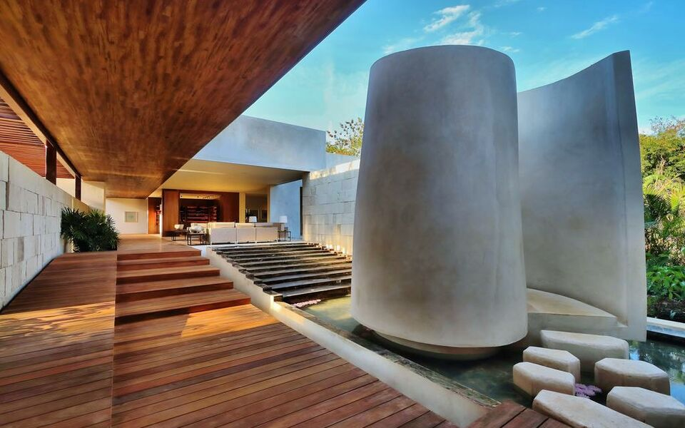 chable resort spa a design boutique hotel chochol mexico