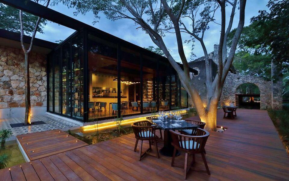 Chable Resort Amp Spa A Design Boutique Hotel Chochol 225 Mexico