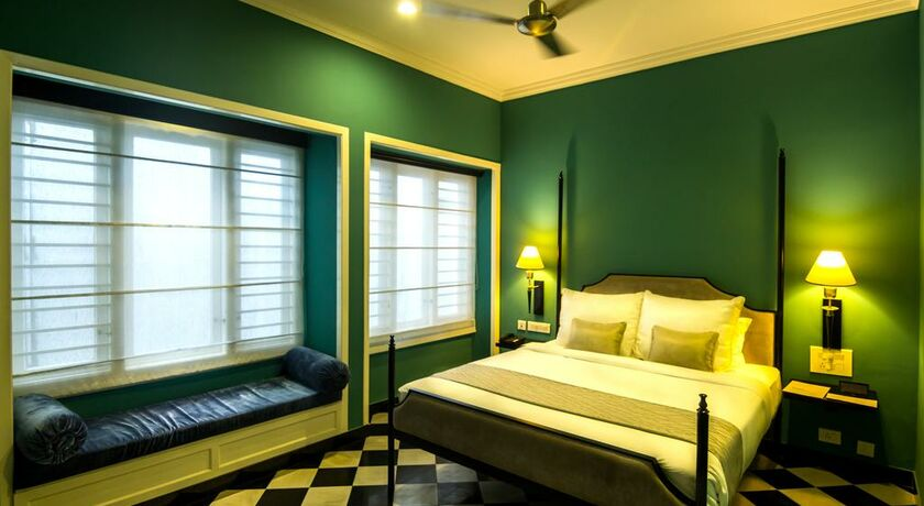 Ayana fort kochi cochin inde my boutique hotel for Chambre kochi