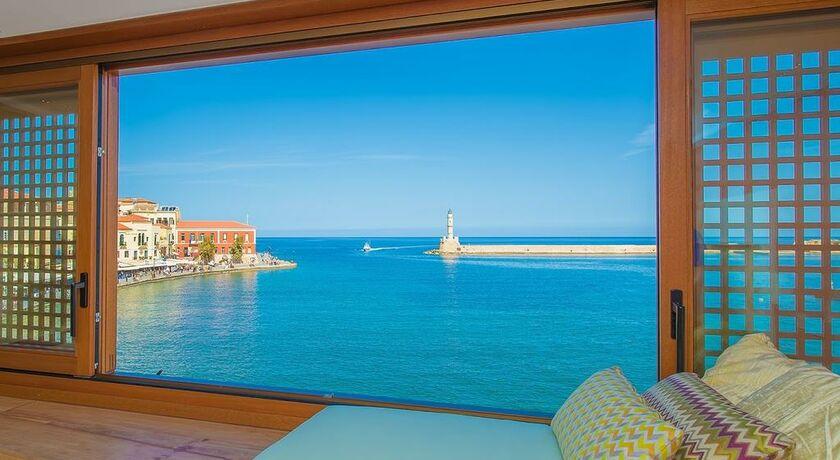 Vranas residenza a design boutique hotel chania town greece for Designhotel venedig