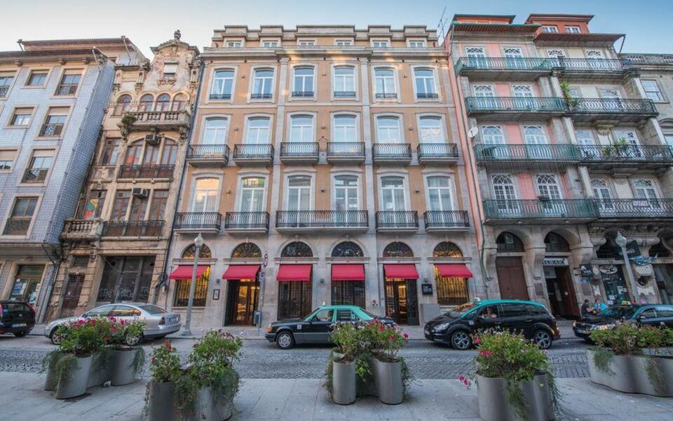 The House Ribeira Porto Hotel A Design Boutique Hotel