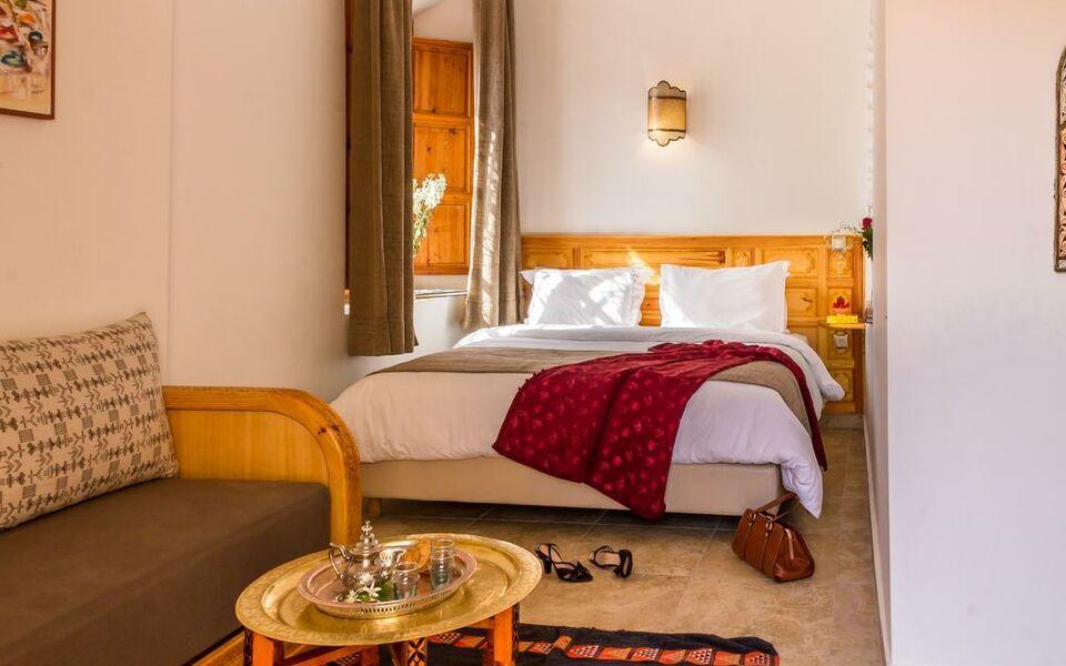 Riad sougtani a design boutique hotel marrakech morocco for Design hotel marrakech