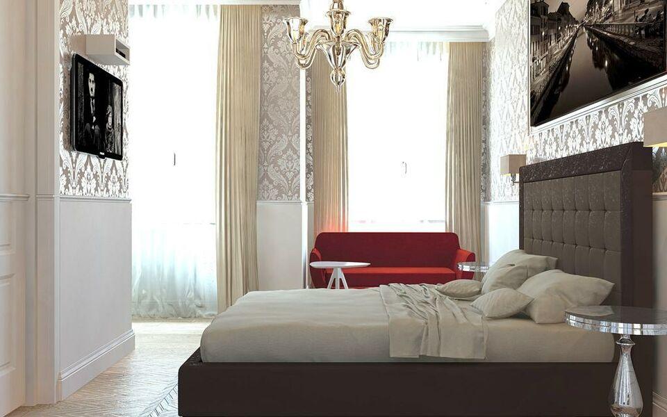 Duomo rooms milan italie my boutique hotel for Boutique hotel duomo