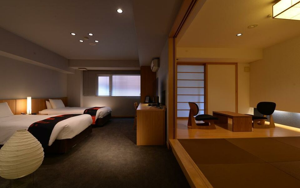 Hotel the m innsomnia akasaka a design boutique hotel for Design hotel tokyo
