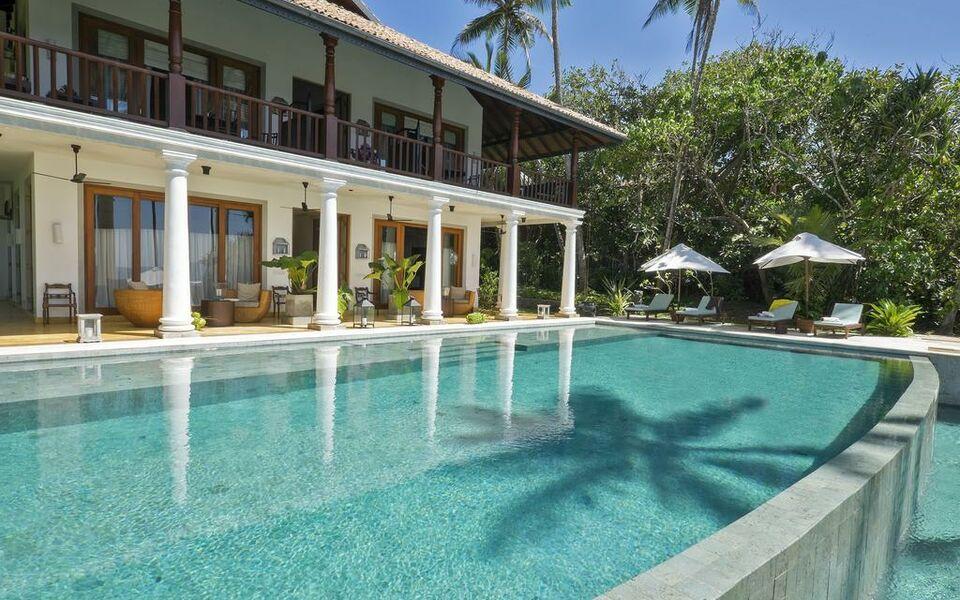 Eraeliya villas gardens a design boutique hotel for Boutique hotel uzuri villa