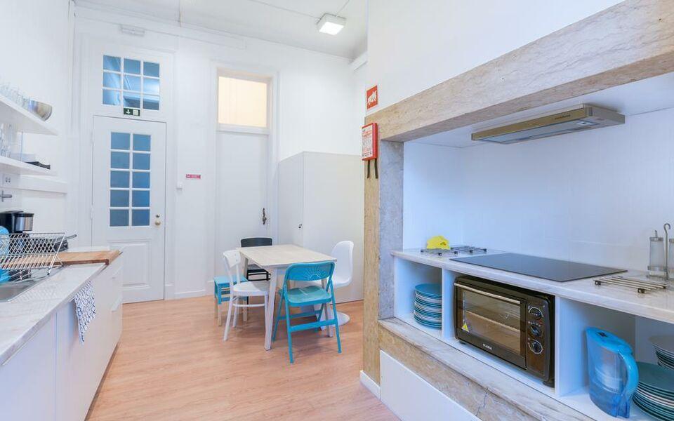 New lisbon concept hostel lissabon portugal for Design boutique hotels lissabon