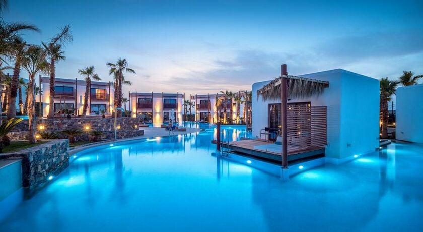 Stella island luxury resort spa a design boutique hotel for Design hotel crete