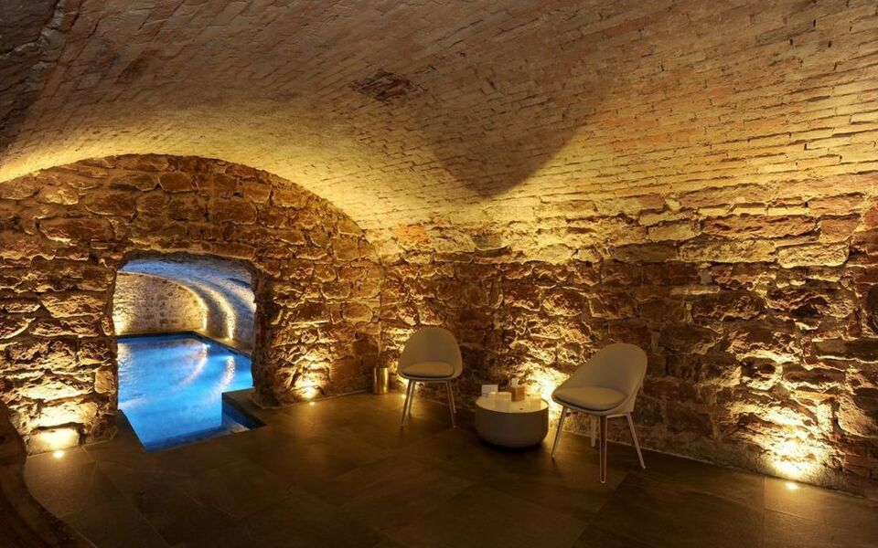 5 terres h tel spa barr mgallery by sofitel barr for Appart hotel 5 terres