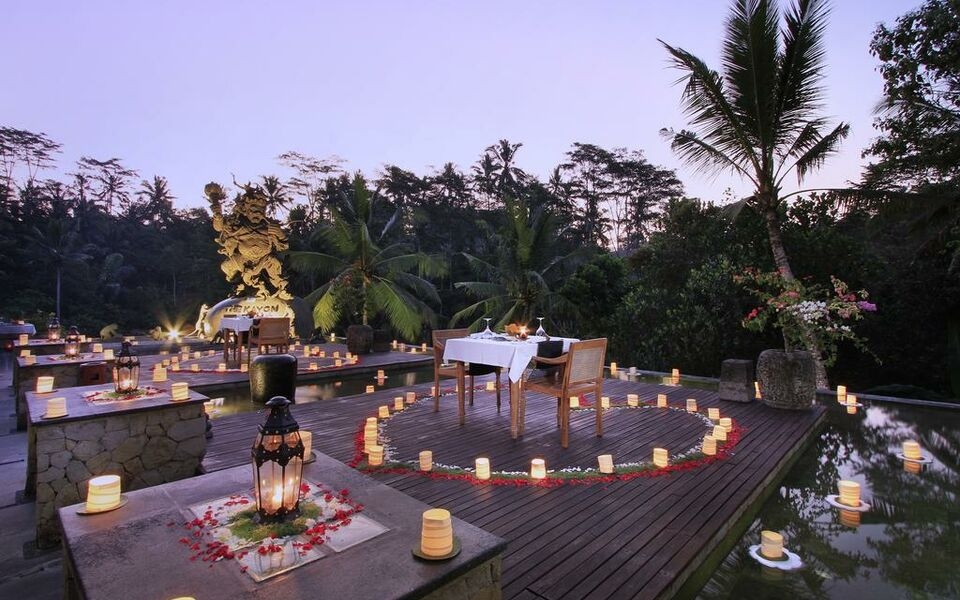 The kayon resort a design boutique hotel ubud indonesia for Design boutique hotel ubud
