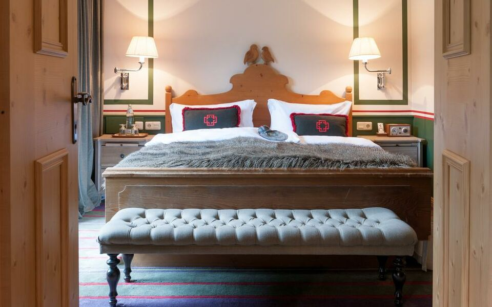 Boutique hotel wachtelhof small luxury hotels of the for Small luxury hotels of the world list