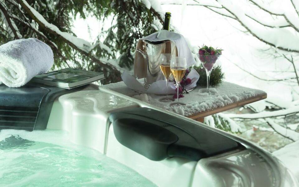 Chalet jagdgut wachtelhof maria alm am steinernen meer for Best small luxury hotels of the world