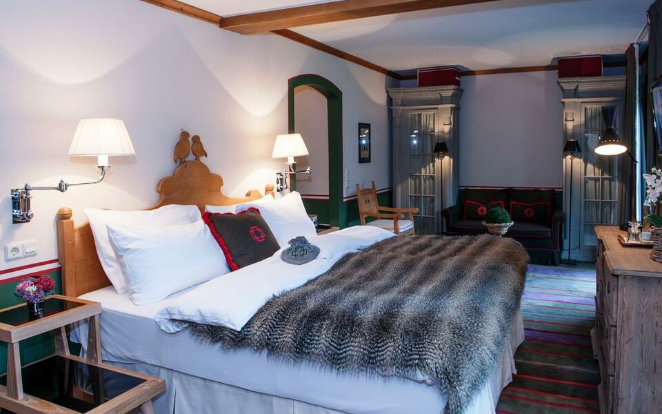 Boutique hotel wachtelhof small luxury hotels of the for Boutique hotel am meer