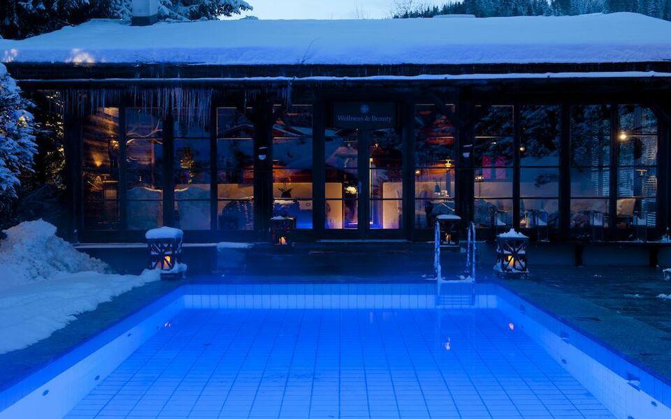 Chalet jagdgut wachtelhof a design boutique hotel maria for Design hotels am meer