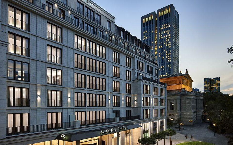 Sofitel frankfurt opera a design boutique hotel frankfurt for Frankfurt design hotels