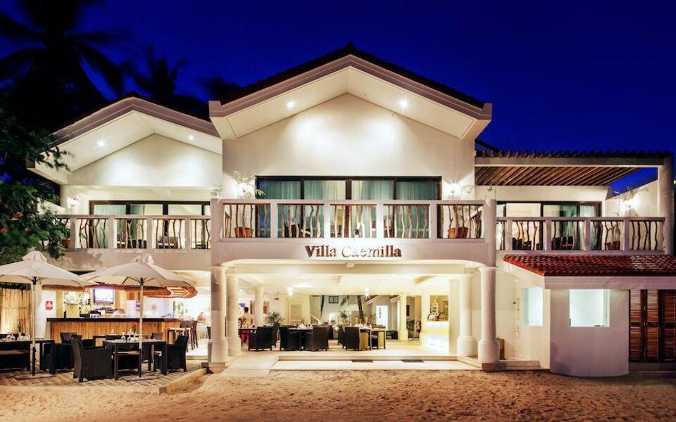 villa caemilla beach boutique hotel a design boutique. Black Bedroom Furniture Sets. Home Design Ideas