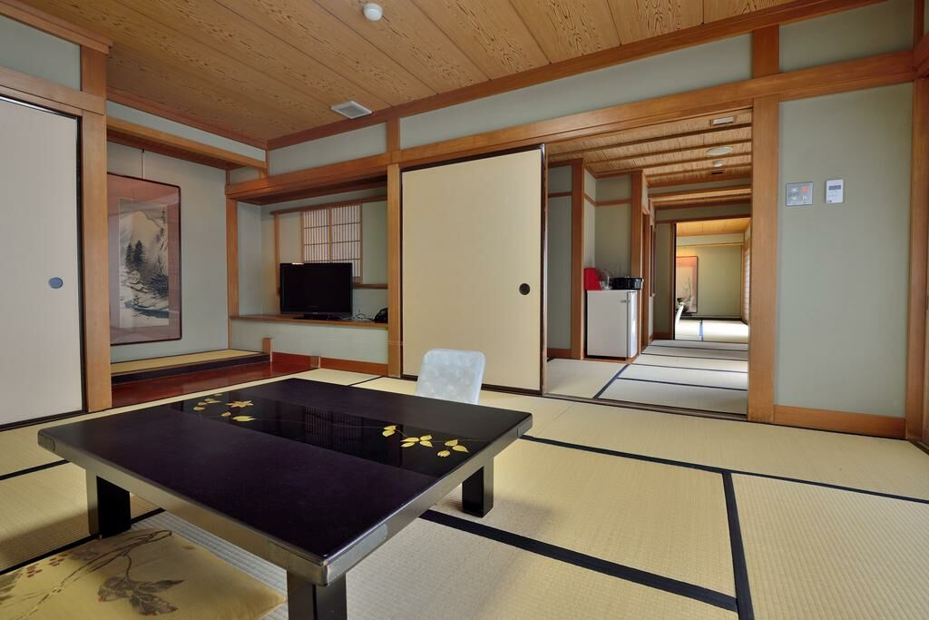 yoshiike ryokan hakone japon my boutique hotel. Black Bedroom Furniture Sets. Home Design Ideas