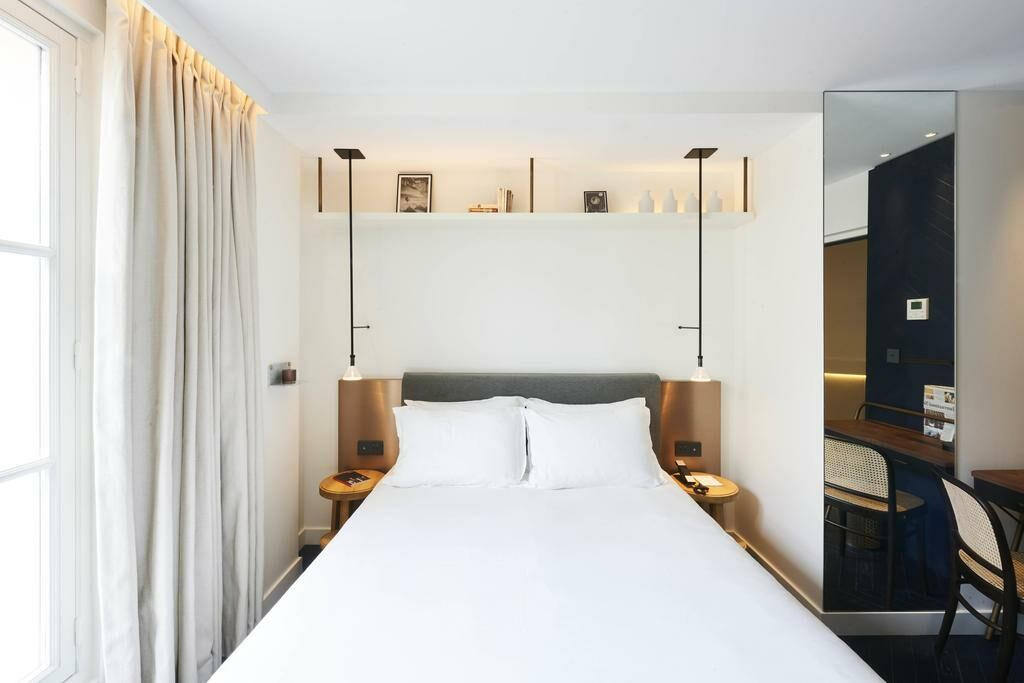 Room Service Villa Haussmann Paris