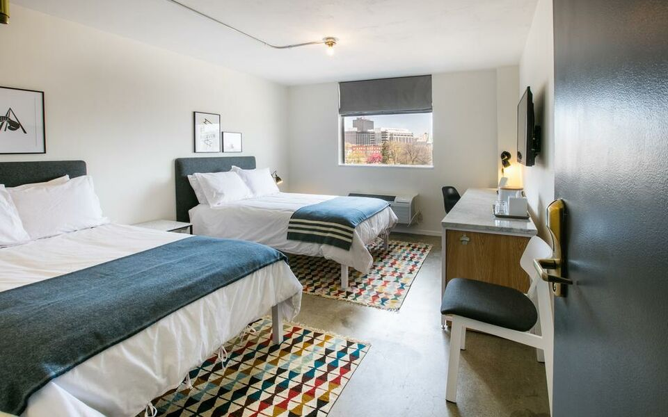 Trumbull and porter an ascend hotel collection member for Ma boutique hotel