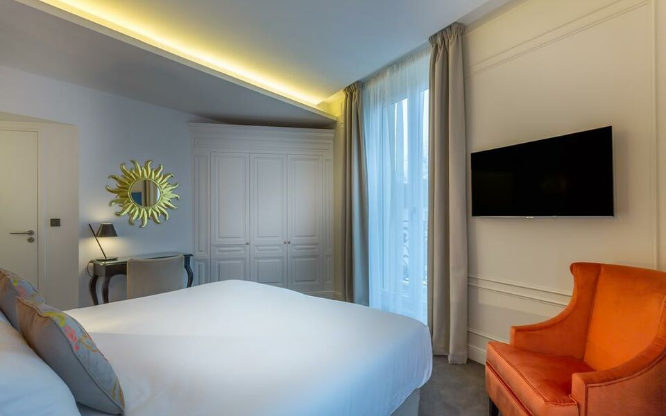 H tel la comtesse by elegancia a design boutique hotel for Boutique hotel paris 8e