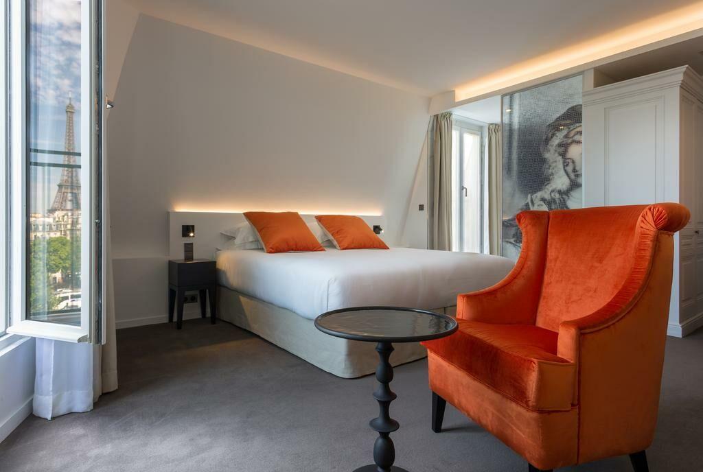 H U00f4tel La Comtesse  A Design Boutique Hotel Paris  France