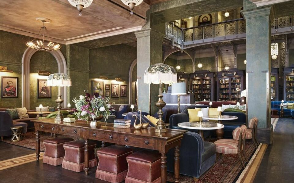 The Beekman, a Thompson Hotel, New York (4)