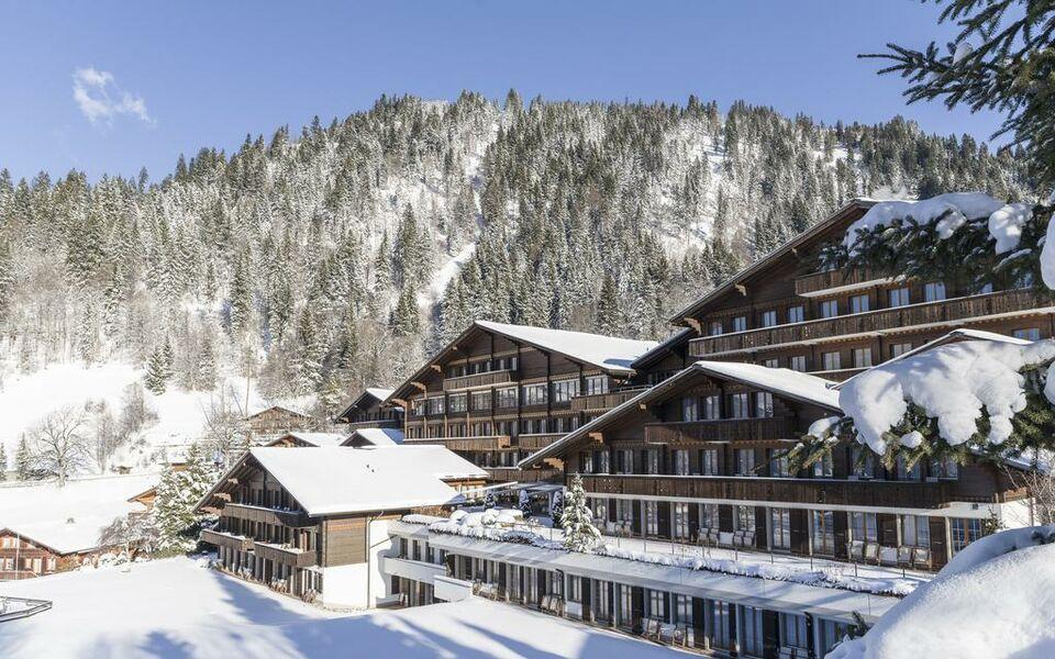 Huus Gstaad A Design Boutique Hotel Saanen Switzerland