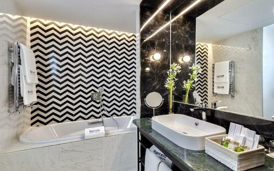 Barcel Torre De Madrid A Design Boutique Hotel Madrid Spain
