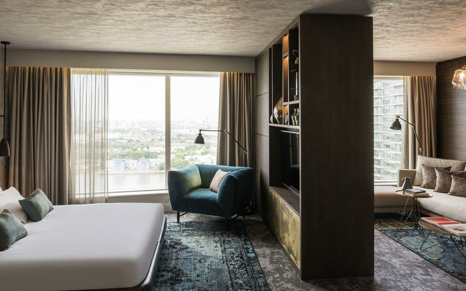 Novotel London Canary Wharf, London, Tower Hamlets (3)