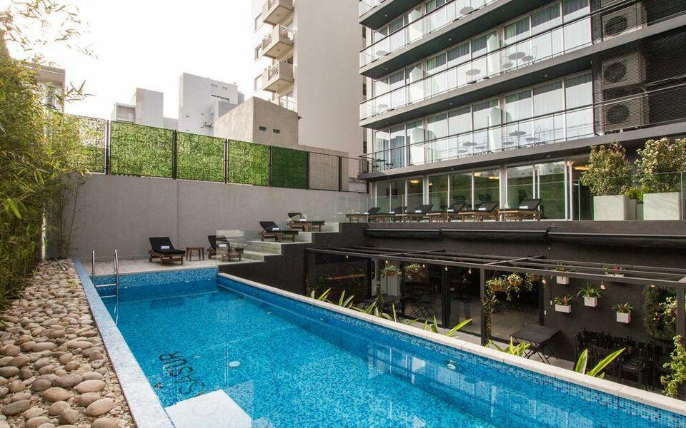 Casasur palermo hotel a design boutique hotel buenos for Hotel tre design buenos aires