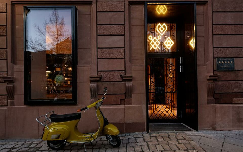 libertine lindenberg a design boutique hotel frankfurt germany