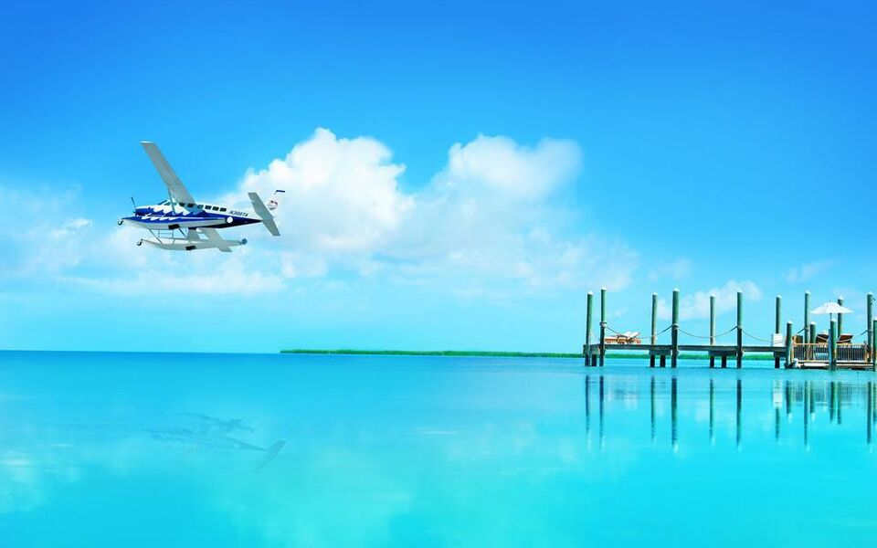 Romantic Little Palm Island Resort Spa