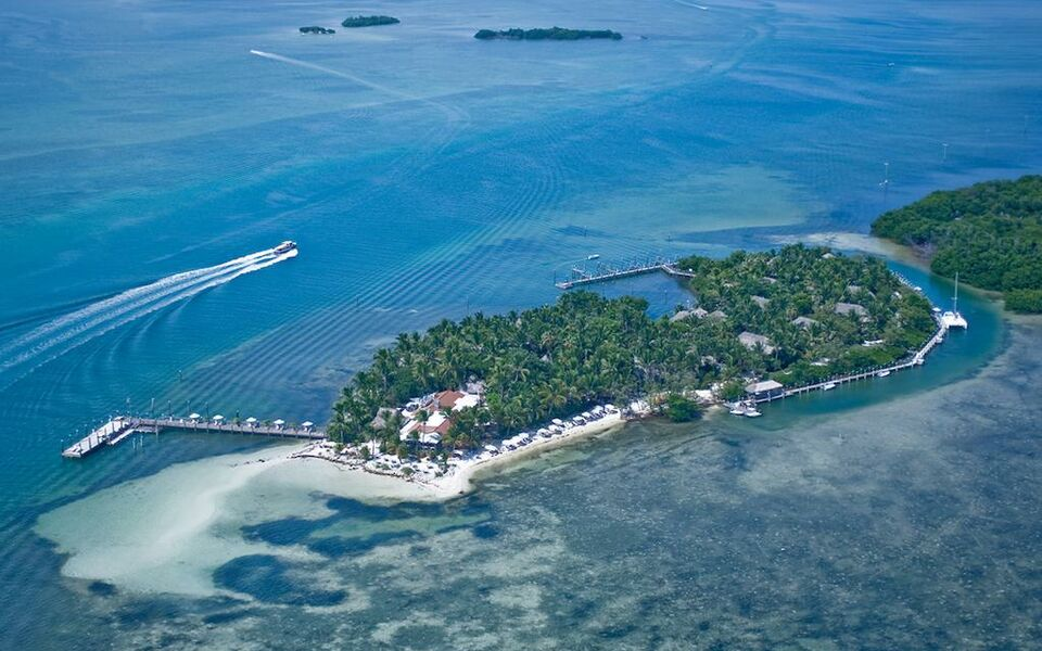 Little Palm Island Resort & Spa, a Noble House Resort, a ...