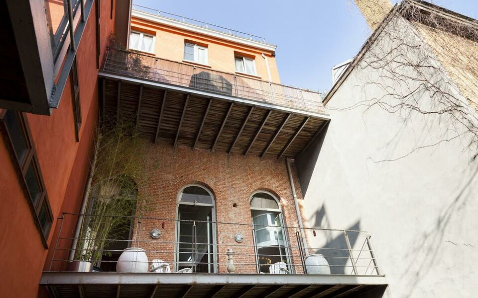 appartement a lange nieuwstraat a design boutique hotel antwerp belgium. Black Bedroom Furniture Sets. Home Design Ideas